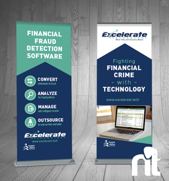 Excelerate Technology Banners