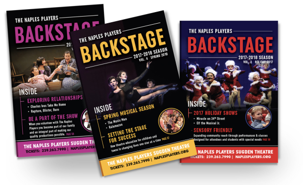 Playbill Covers and Insert